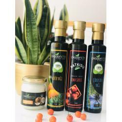 Platin Paket Oksijenlife Bitkisel Yağlar