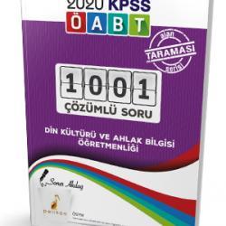 DİKAP SETİ 1001 SORU