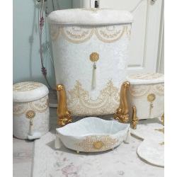 Kadife banyo seti