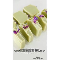 %100 Doğal el yapımı Bıttım sabun