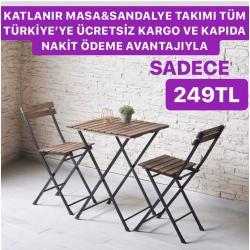 BİSTRO SET